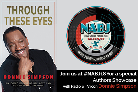 Donnie Simpson to speak at NABJ 2018 Convention