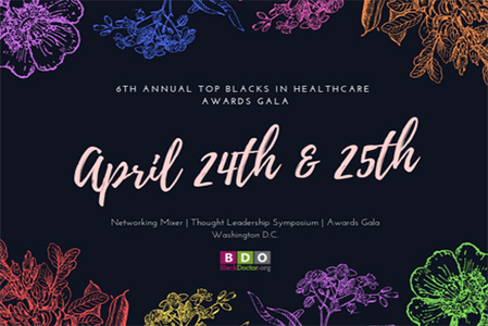 Donnie Simpson Hosts the 6th Annual Top Blacks in Healthcare Awards