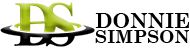 Donnie Simpson logo